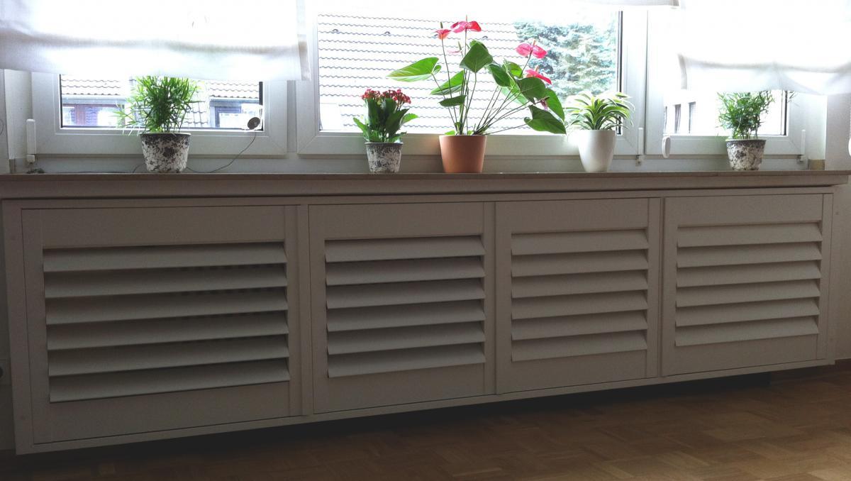 Verwarming ombouw van shutters | Shutters.nl | alles over shutters
