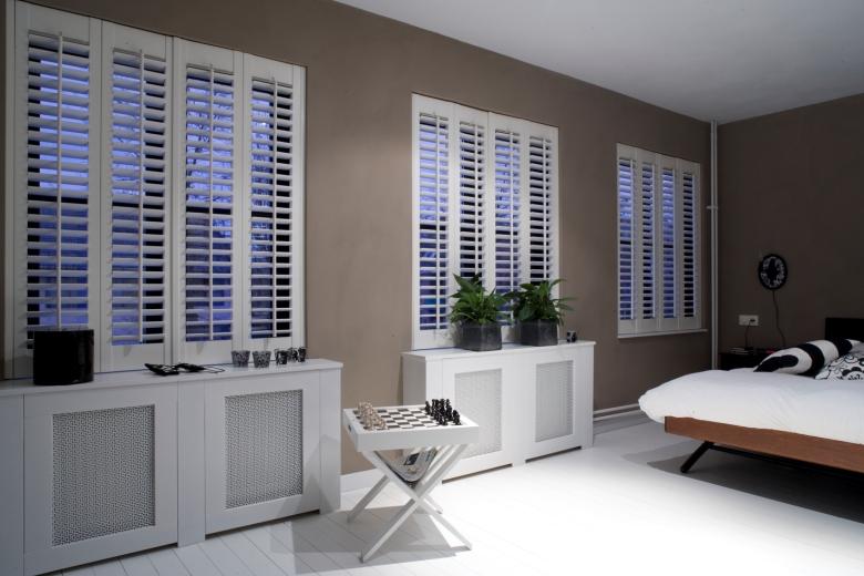jasno shutters slaapkamer
