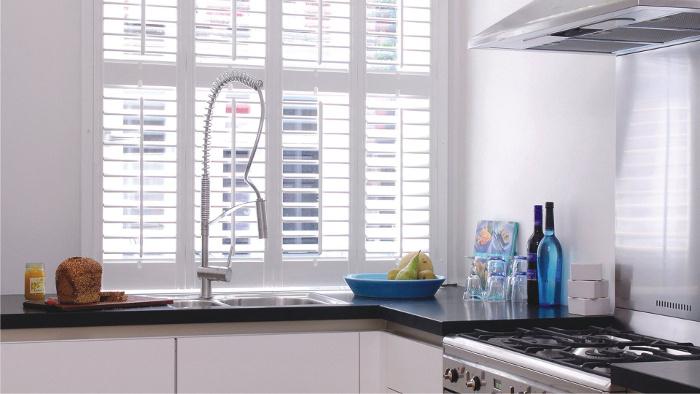 Raambekleding keuken raambekleding op maat gemaakt zonnelux