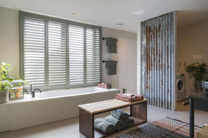 JASNO shutters voor de badkamer